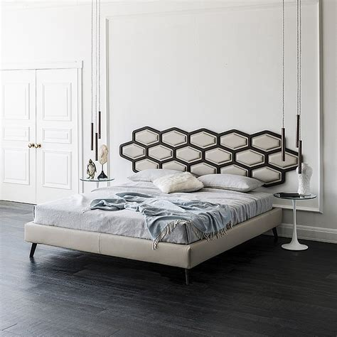hanging upholstered headboard quartet of contemporary beds for your dream bedroom