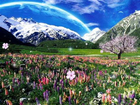 beautiful spring scenery wallpapers wallpapersafari beautiful spring scenery wallpapers wallpapersafari
