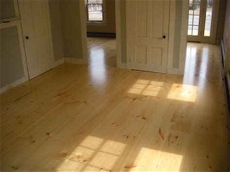 Project White Pine Flooring, Installation tips