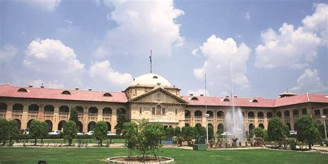 allahabad high court lucknow bench judges judges library