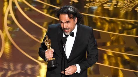 directors who won an oscar alejandro inarritu wins best director oscar for revenant