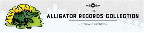 Kaos Johny Rock N Roll Print On Gildan alligator records t shirts alligator record label shirts