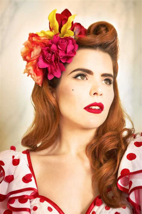 hair style esl model paloma faith s unique look in your everyday life