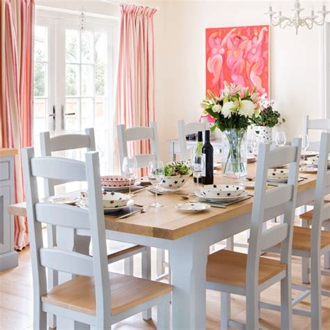 pink dining room traditional pink and orange dining room housetohome co uk