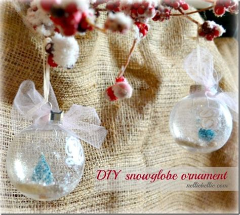 sorelle handcrafted christmas bulbs 26 easy diy ornaments the benson