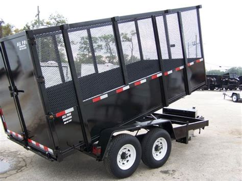 all pro trailers 2014 all pro trailers dt7147t60mshtp for sale in