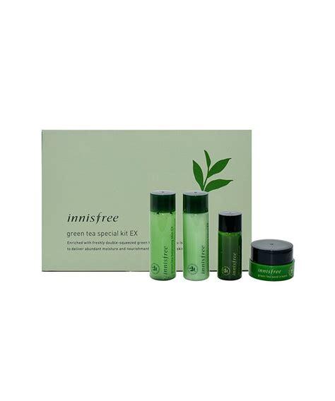 Harga Innisfree Green Tea Balancing Special Kit bá dæ á ng da tr 224 xanh innisfree green tea balancing special kit