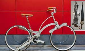 How To Make An Origami Bike - the origami bike that can fold to the size