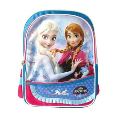 Tas Ransel Frozen Elsa Pink jual disney anak frozen elsa l tas ransel harga kualitas terjamin blibli