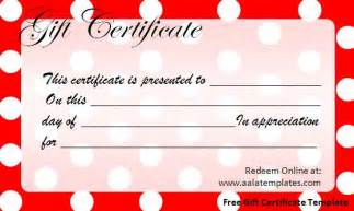free template for gift certificate free gift certificate template page word excel pdf