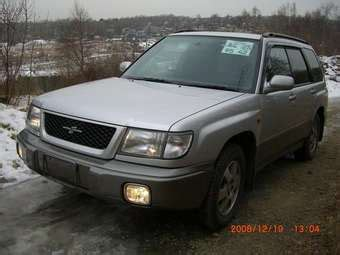 car manuals free online 1998 subaru forester navigation system 1998 subaru forester pictures