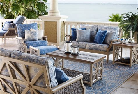 Patio Furniture Accessories Knot This But That Coastal Shopping Coastal Outdoor Living Room