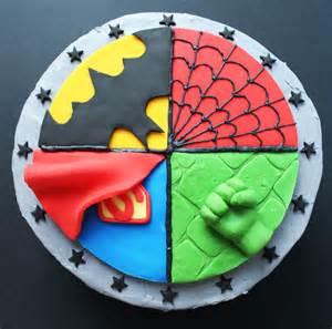 superhelden kuchen best 25 cake ideas on