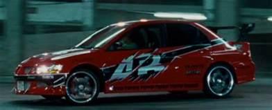 Fast And Furious Tokyo Drift Mitsubishi Lancer 2006 Mitsubishi Lancer Evolution Ix The Fast And The