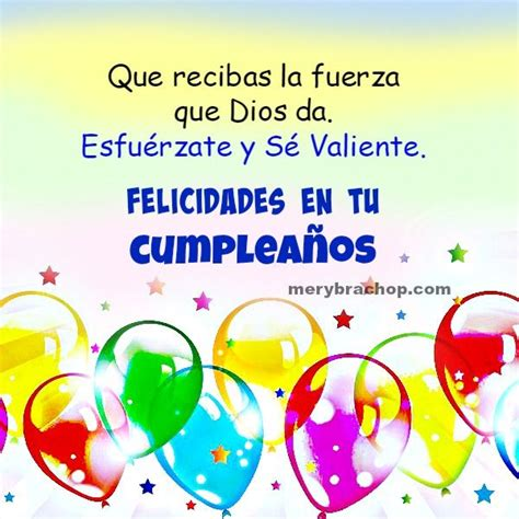 imagenes de cumpleaños con mensajes cristianos mensajes de cumplea 241 os cristianos para amigos y familia
