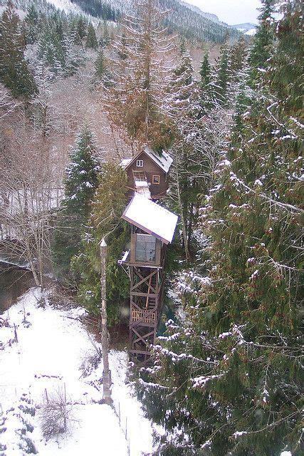 cedar creek treehouse washington 485 best images about tree house on kid tree