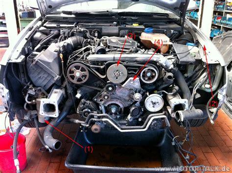 Audi A6 Zahnriemen motor 4 fragen zahnriemen wechsel audi a6 4b 2 5 tdi