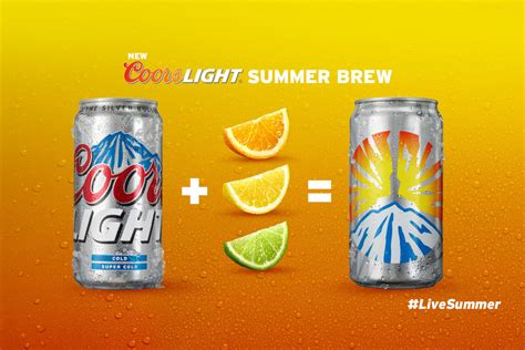 who owns coors light coors is making a beer for latinos with citrus flavor