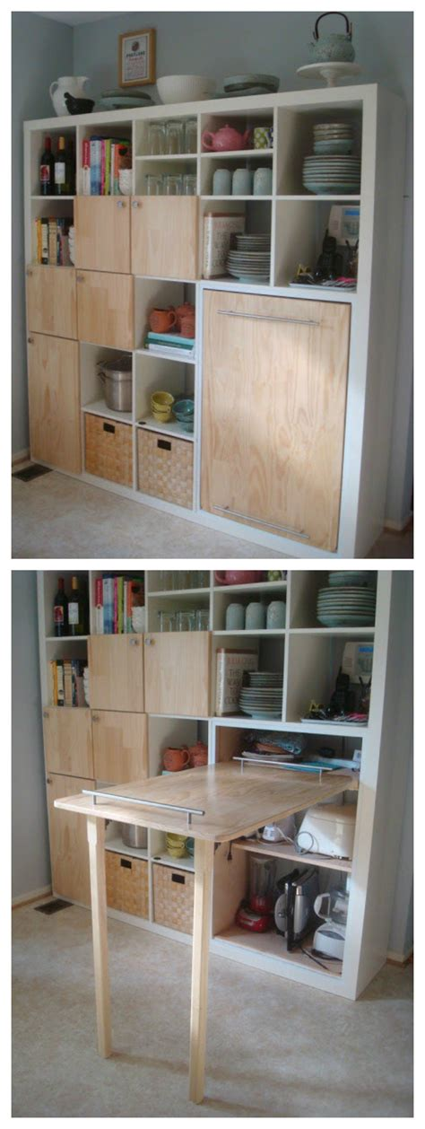 ikea hacks    organize  kitchen