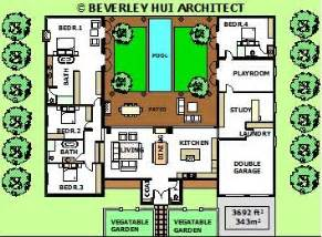 u shaped house plans with pool in middle 17 best ideas about u shaped houses on u