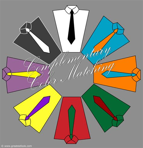 tie color how to combine the right tie color with a shirt