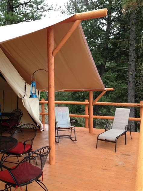 platform tents 96 best images about wall tent living on pinterest stove