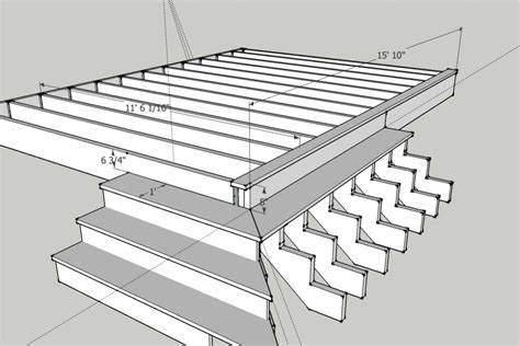 Exterior Remodeling Software opinion on deck framing decks amp fencing contractor talk