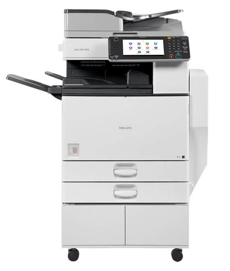 i need help printing to a ricoh aficio mp c2500 ricoh aficio mp 5002 refurbished ricoh copiers copier1