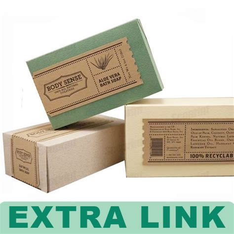 Handmade Soap Packaging Supplies - custom luxury kraft paper cardboard handmade soap boxes