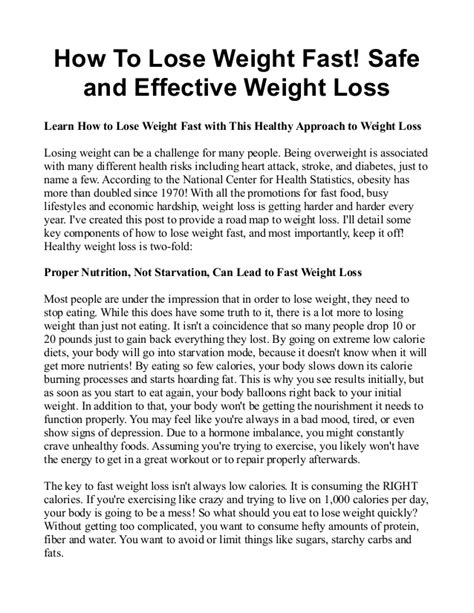 how to lose weight fast and safely webmd exercise how to lose weight fast safe and effective weight loss 2017