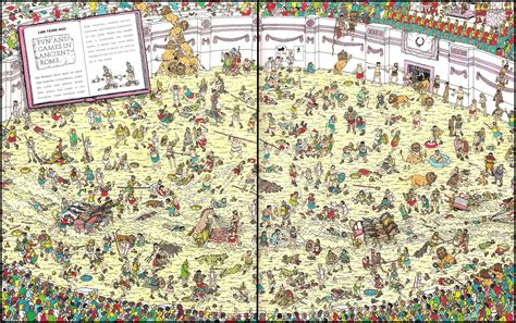 Who Where Search Here S Waldo Computing The Optimal Search Strategy For Finding Waldo Dr Randal S