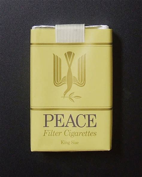 Peace Filter Cigarettes   King Size   Flickr   Photo Sharing!