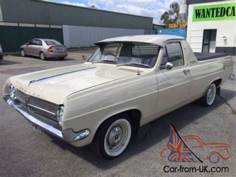 holden hd for sale 1965 holden hd x2 ute in vic