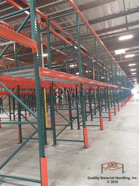 Pallet Rack Systems by Selective Pallet Racking Systems Qmh Inc