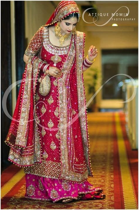 Different Wedding Pictures by Different Styles Of Draping Dupatta For Brides