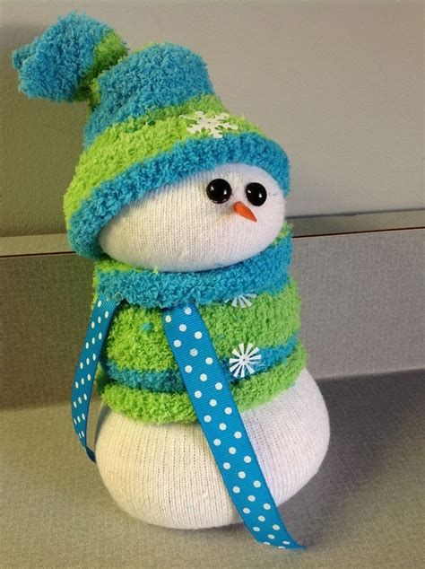 25 best ideas about sock snowman on pinterest xmas