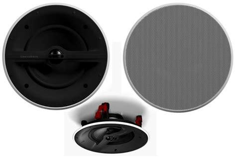 B W In Ceiling Speakers by Bowers And Wilkins Ccm362 In Ceiling Speaker Pair Sound