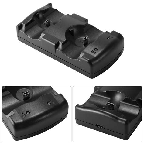 Charging Dock Stik Stick Ps3 Dual Move Charging Dock dual usb charging dock stand holder for playstation ps3 move controller ac1083 ebay