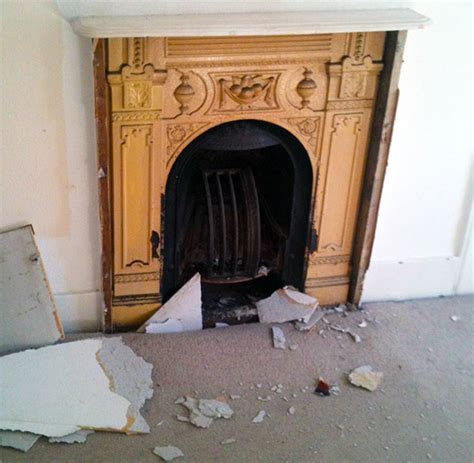 Removing Bedroom Fireplace Installing And Renovating Fireplaces Diy Reader S