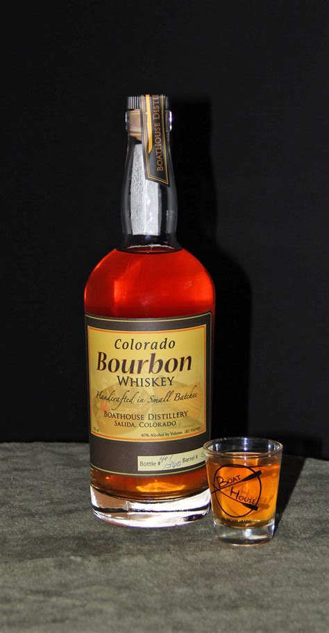 boathouse drink review boathouse distillery colorado bourbon whiskey
