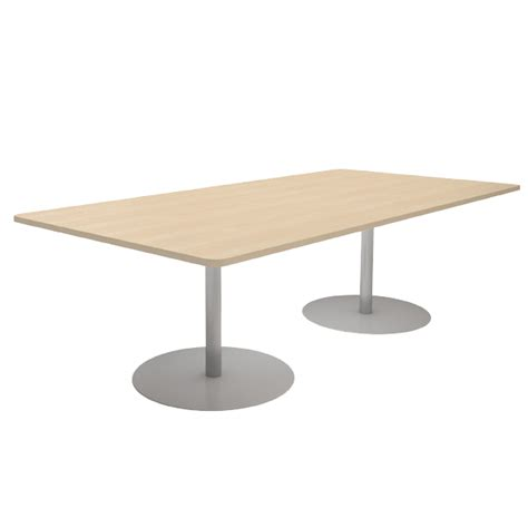 Steelcase Meeting Tables Groupworks Rectangular Shaped Conference Table From