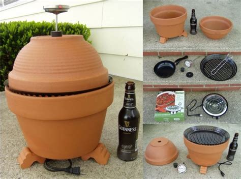 how to pit clay at home diy how to make clay pot smoker tutorial amazing