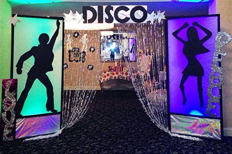 themed party disco disco theme party lighting