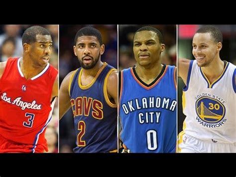 best point top 10 point guards in the nba 2016 ᴴᴰ