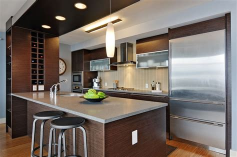 modern kitchen cabinets seattle modern kitchen with european cabinets simple granite
