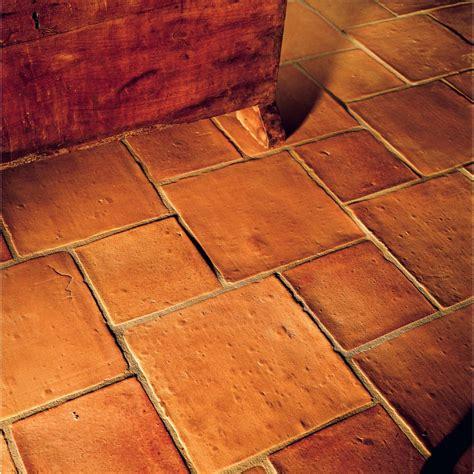 Handmade Terracotta Floor Tiles - original style earthworks handmade terracotta 20x20cm
