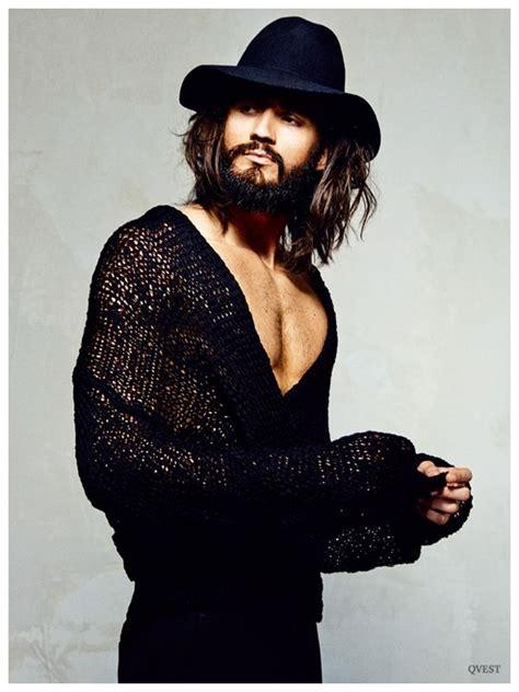 hippie rock men hairstyles 208 best male weaves images on pinterest long haired men