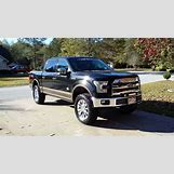 Ford F150 King Ranch 2017 Lifted | 1999 x 1124 jpeg 471kB