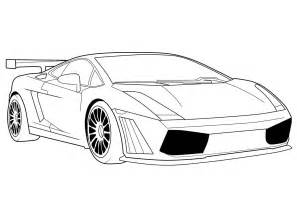 coloring cars free printable lamborghini coloring pages for