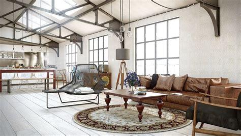 decoracion industrial vintage hogares con decoraci 243 n industrial vintage moove magazine
